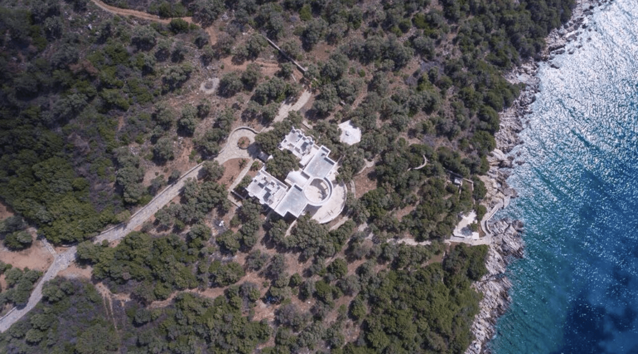 Bodrum Unique Residence On Island with 27.000 m2 Lot