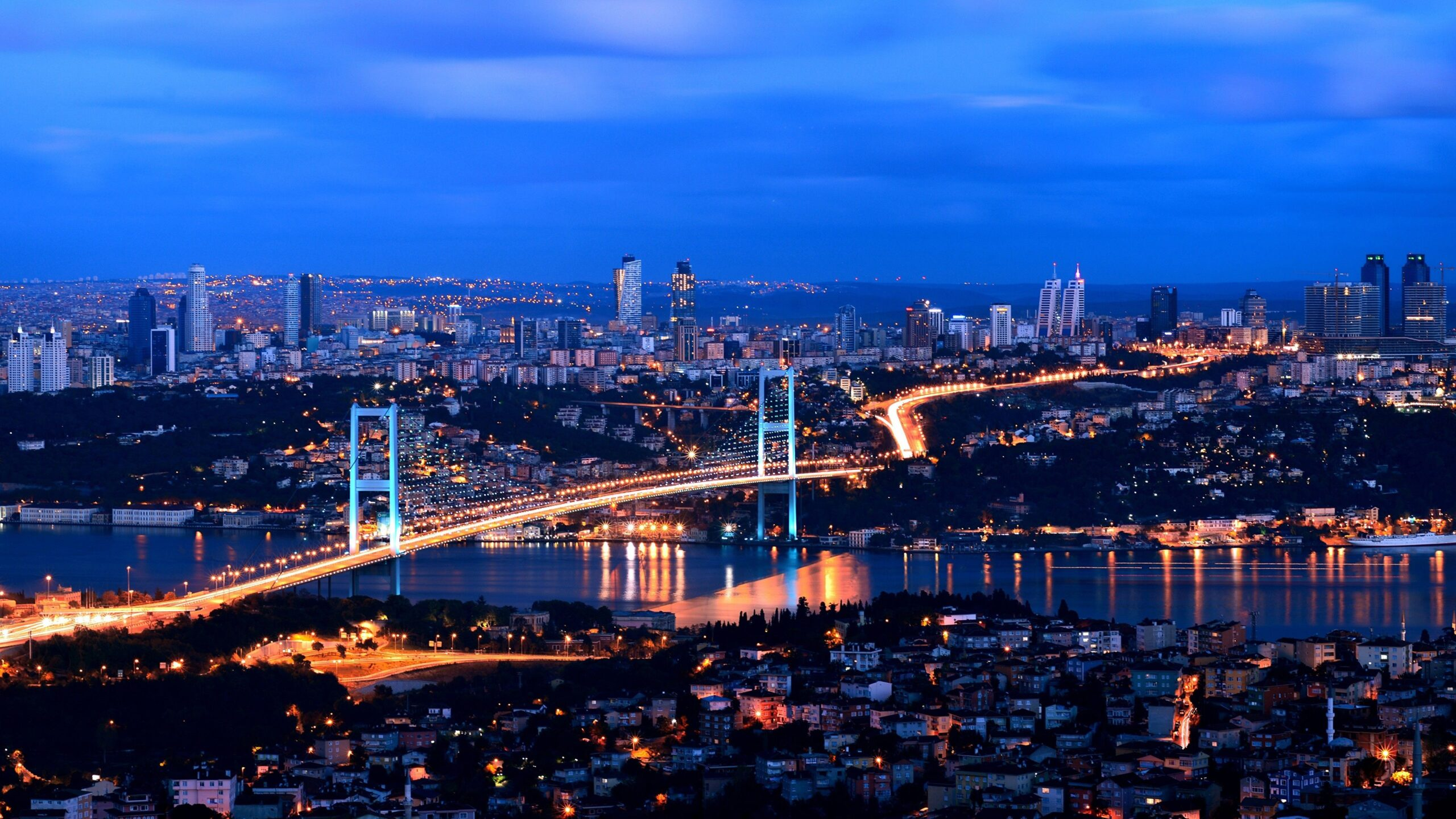 5* High Class Resort Hotel in Heart of Istanbul