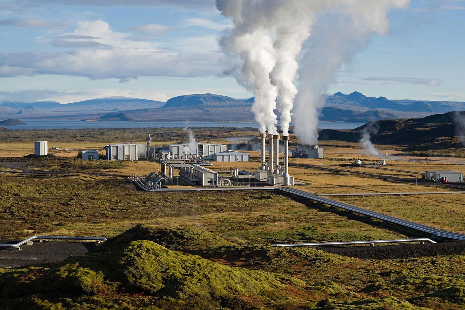 GEOTHERMAL ENERGY PLANT 25 MW / WEST-TURKEY